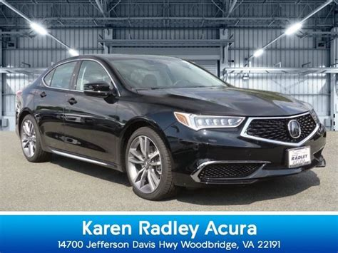 2020 acura tlx 3 5l technology pkg woodbridge va 33019546
