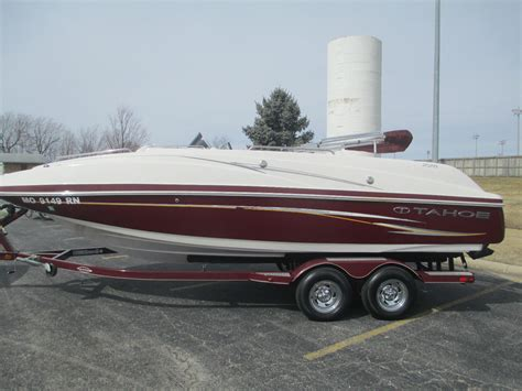 Tahoe Boats Ratings by Tahoe 225 Deck Boat 2011 For Sale For 7 000 Boats From
