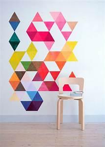Geometrische Formen Berechnen : wandtattoo wandtattoos geometrische formen effekt dreiecke ein designerst ck von wall decals ~ Themetempest.com Abrechnung