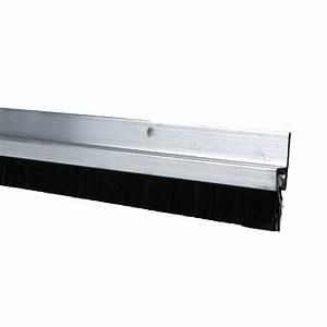 Bas De Porte Isolant : bas de porte visser brosse axton cm aluminium ~ Dallasstarsshop.com Idées de Décoration