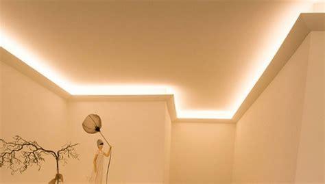 Led Stuckleisten Lichtvouten Für Indirekte Beleuchtung