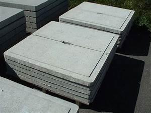 Couvercle De Regard En Fonte : beton chambre de visite egout sous sol ~ Nature-et-papiers.com Idées de Décoration