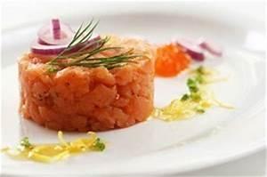 Recette Poisson Noel : tartare de saumon recette de no l ~ Melissatoandfro.com Idées de Décoration
