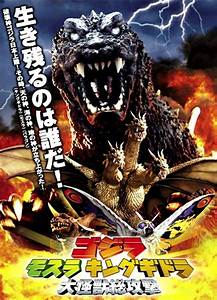 Godzilla, Mothra, and King Ghidorah: Giant Monsters All ...