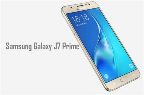 samsung galaxy j7 prime price leaked specifications