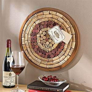 Wine Cork Crafts, Creative and Multifunction Ideas