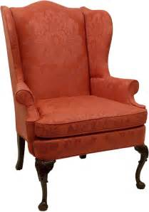 Antique Hand Hooked Rugs by Queen Anne Chairs Queen Anne Wing Chair