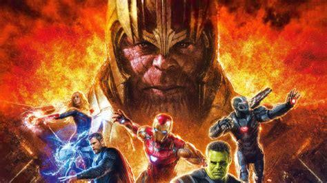 avengers endgame thanos   wallpaper