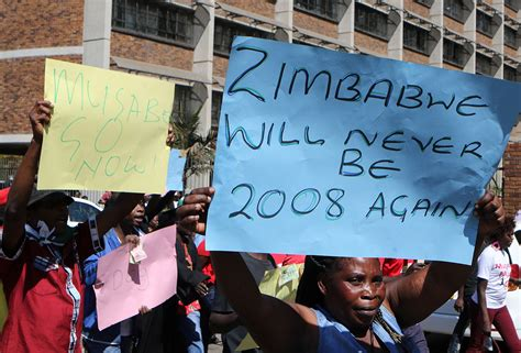 zimbabwe fears  currency  throw   nation   horrors    crisis