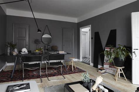 decoration appartement gris  blanc