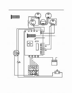 Figure 10  Control Panel Wiring Diagram