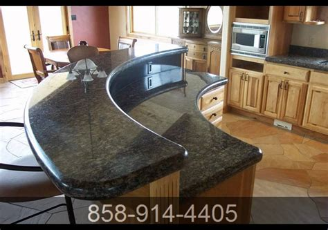 Bar With Granite Top - onyx 206 489 3401 countertops san diego ca
