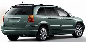 2008 Chrysler Pacifica - Information And Photos