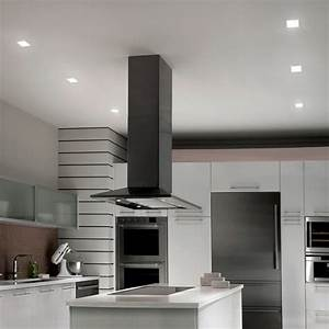 Kitchen with wac lighting hr led tl quot square