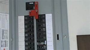 How To Wire A Generator To An Electrical Panel
