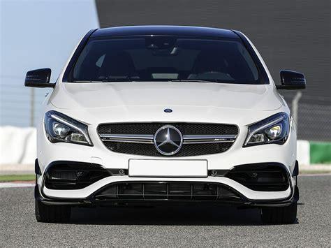 New 2018 Mercedesbenz Amg Cla 45  Price, Photos, Reviews