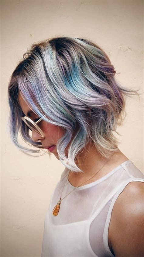 50 Sexy & Expressive Opal Hair Color For Every Occasion