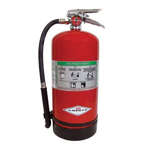 Triangle Fire, Inc.   Fire Extinguishers   Amerex Wet