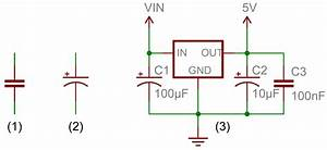 Electrolytic Capacitor Wiring Diagram, Electrolytic, Free ...