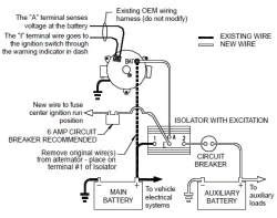 Sure Power Battery Isolator Wiring Diagram by Wiring Diagram For Deka Dw08771 Battery Isolator