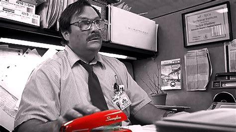 Office Space Stapler by Set Your Dvrs Tubular