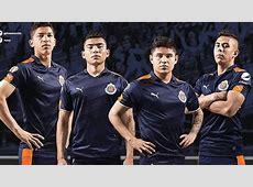 Confirman tercer uniforme de Chivas AS México