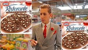 Dr Oetker Werksverkauf : schokoladen pizza von dr oetker im test prince kevin i youtube ~ Watch28wear.com Haus und Dekorationen