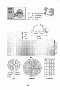 Crochet Baby Beanies Free Diagram