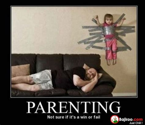 Funny Parenting Memes - parenting funny demotivational posters images bajiroo com