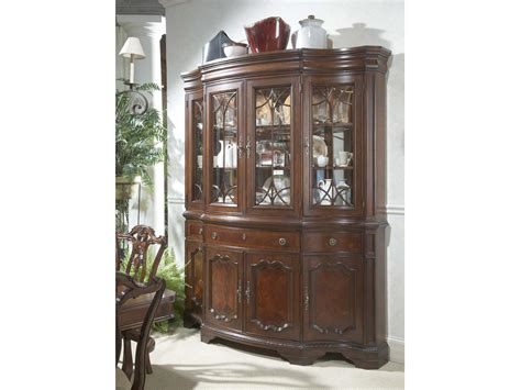 Doerr Furniture  Fine Furniture China Buffet & Hutch