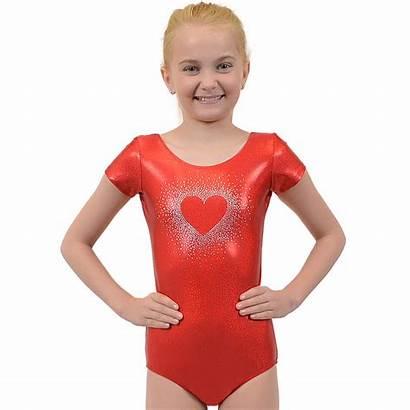 Leotards Rhinestone Heart Mystique Sparkling Stretchiscomfort Gymnastics