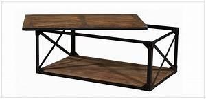 Table Basse Bois Pas Cher : table basse etroite pas cher le bois chez vous ~ Carolinahurricanesstore.com Idées de Décoration