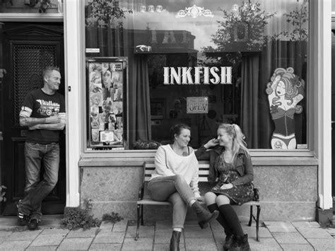inkfish tattoo shop rotterdam custom tattoo ontwerpen