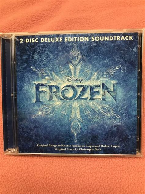 Frozen [Deluxe Edition] by Christophe Beck (Composer) (CD ...