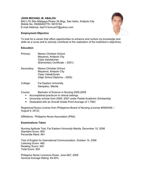 resume samples  high school students  work experience places  visit pinterest