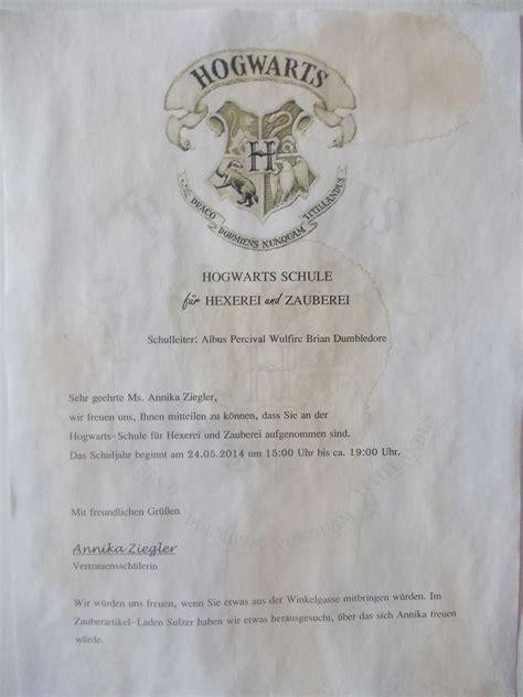 harry potter einladung harry potter einladung geburstags einladungkarten