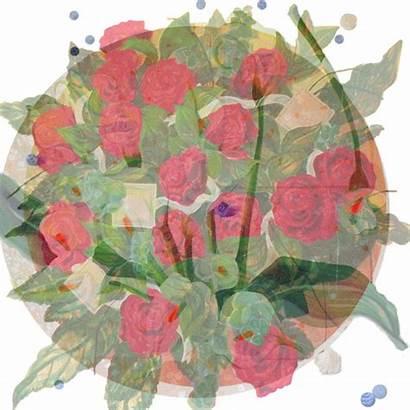March Gifs Eleana Giphy Flowers Chrysanthou