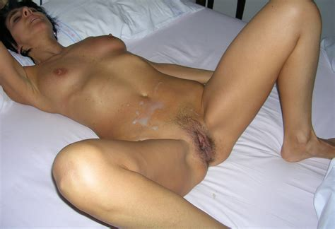 Nice Italian Milf in France   Mature Porn Photo