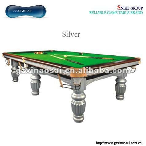cheap used pool tables cheap home used wooden 9ft billiard snooker pool table