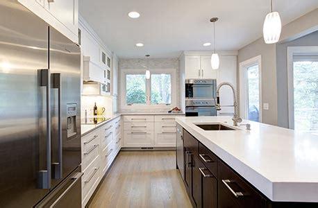 modern kitchen makeovers kitchen remodeling minneapolis st paul minnesota 4222