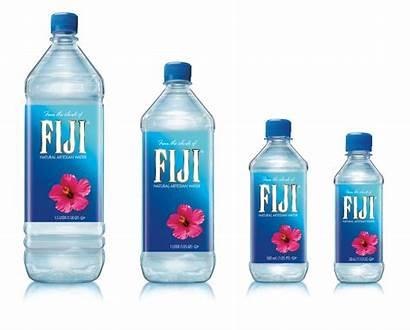 Fiji Water Campaign Brand Tv Label Bottled