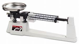 Triple beam balance scales for school, industrial ...