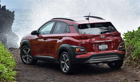 2019 Hyundai Kona Ultimate Colors, Release Date, Redesign