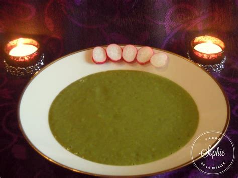 cuisiner la salade verte velouté de fanes de radis et salade verte la tendresse