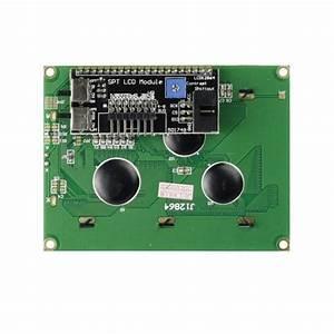 Sainsmart Spi 128x64 Graphic Yellow Lcd Display Module