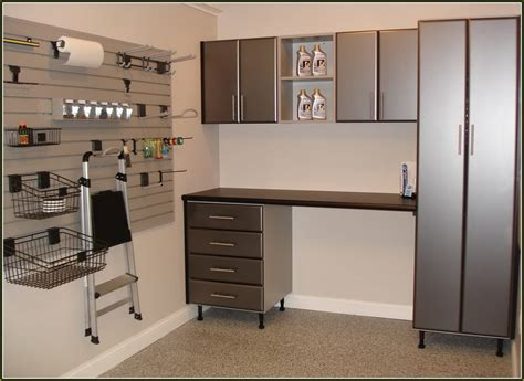 new age storage cabinets modern garage with stainless material with large home