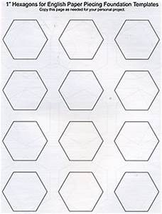 english paper piecing hexagons by brandy39s With hexagon template for paper piecing