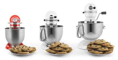 New Kitchenaid® Stand Mixer Small Yet Mighty