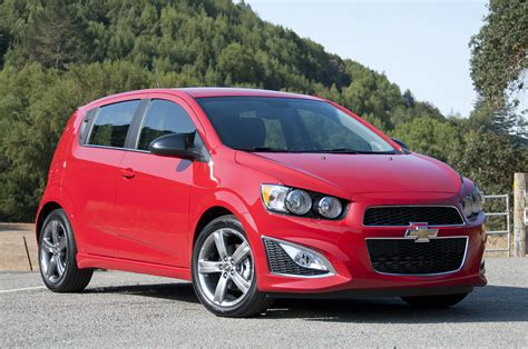 2013 Chevrolet Sonic Rs First Drive Photo Gallery Autoblog