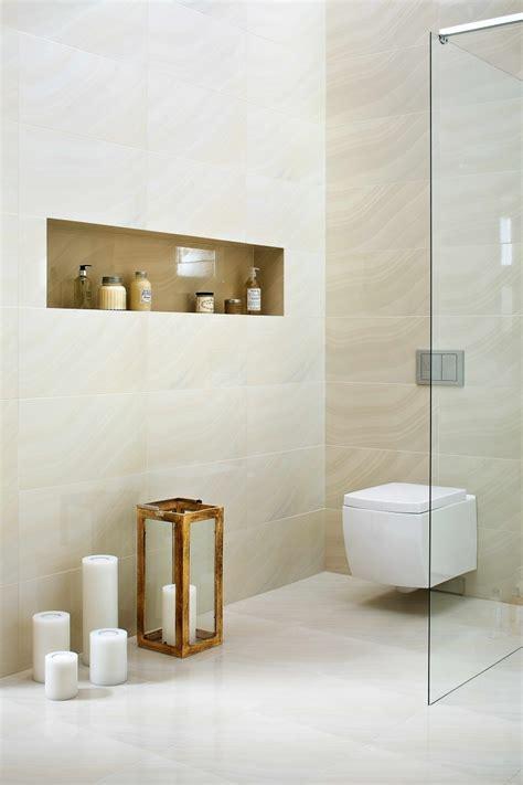 Moderne Badezimmer Böden by Badezimmer In Beige Modern Gestalten Tipps Und Ideen